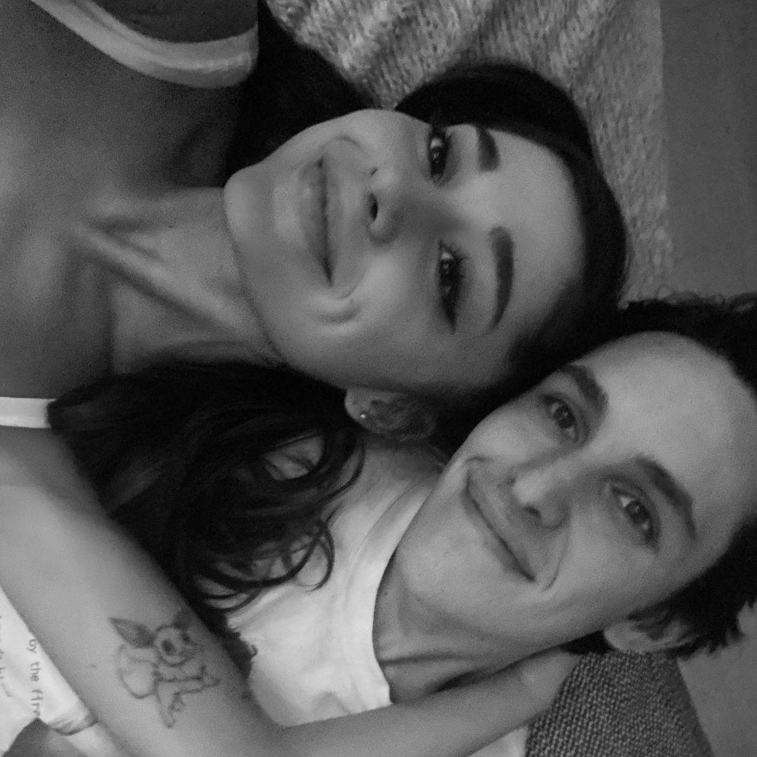 Ариана Гранде с женихом Далтоном Гомесом