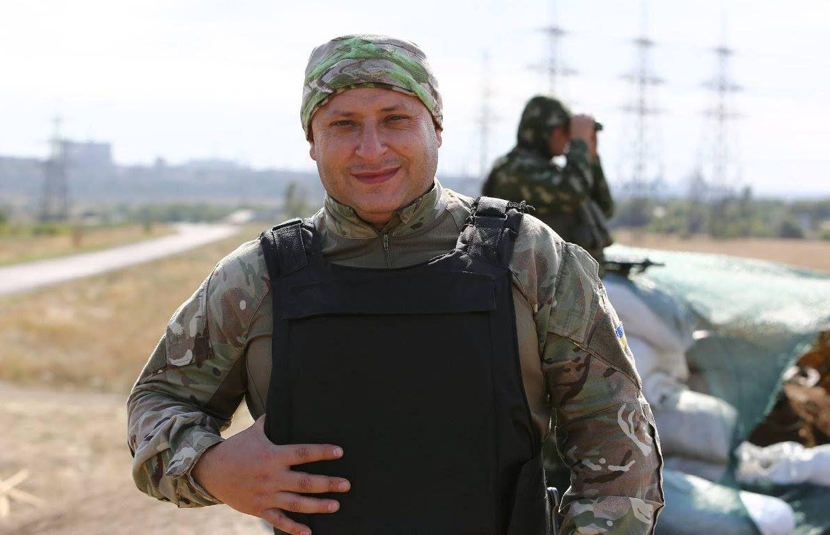 Владислав Волошин.