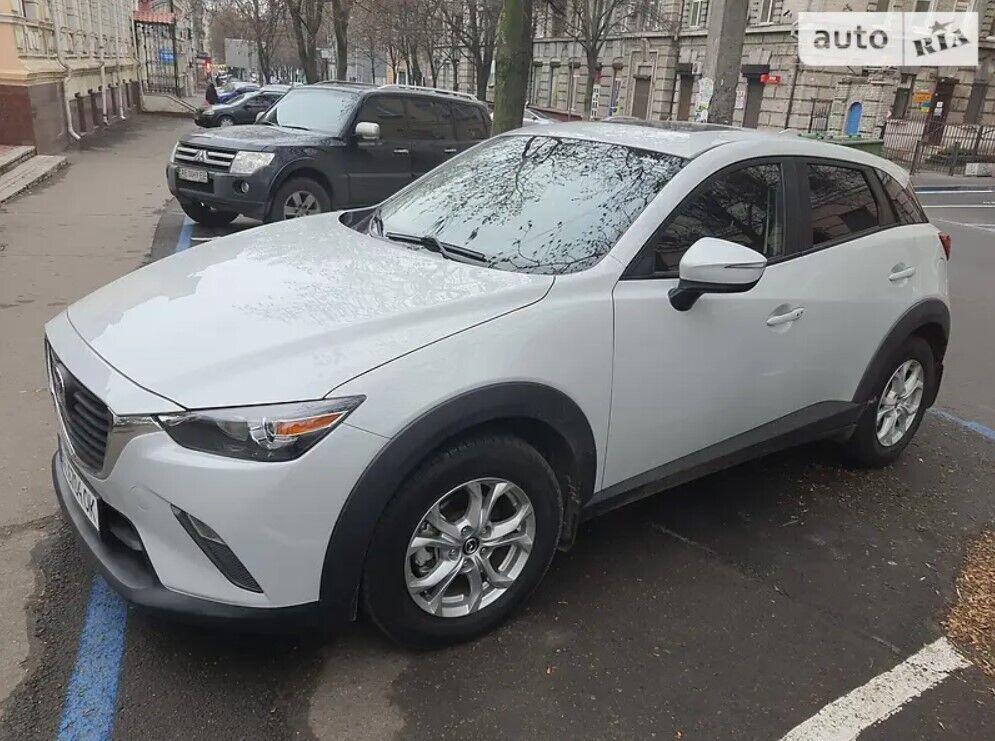 Б/у Mazda CX-3 предлагают за $13 200. Новая выглядит так же, но стоит 695 800 грн