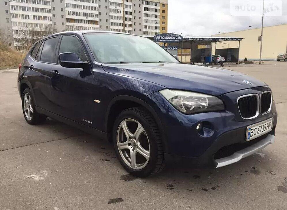Десятилетние экземпляры BMW X1 начинаются с $9500