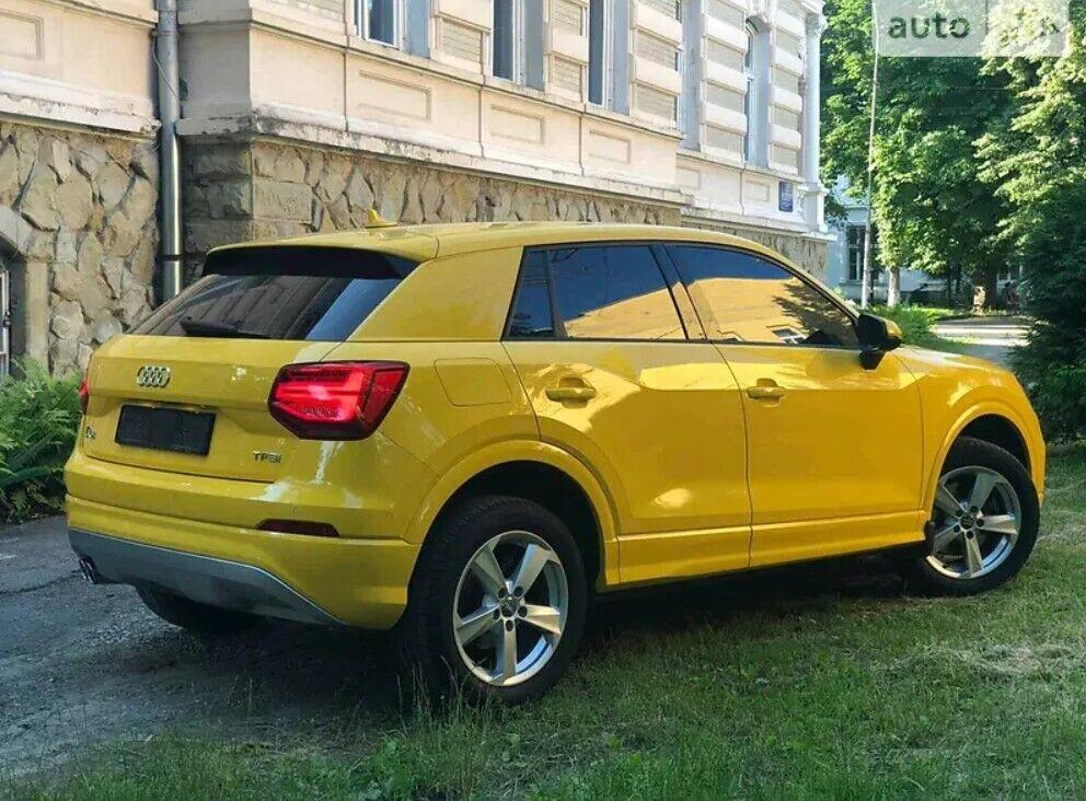 Подержанные Audi Q2 стоят от $25 500