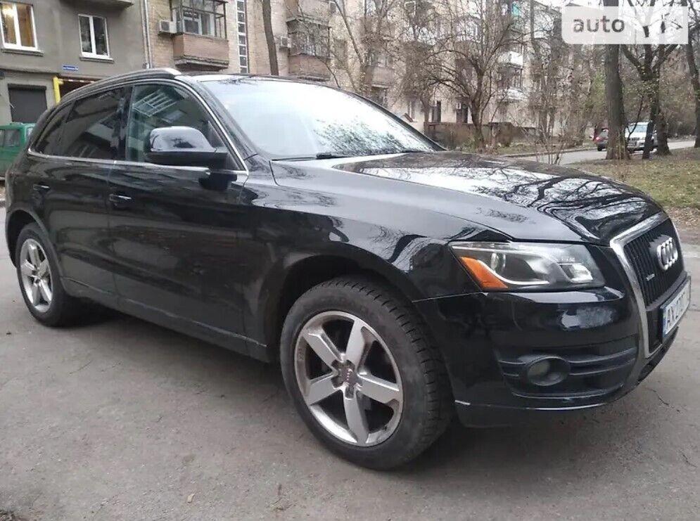 Б/у Audi Q5 можно найти от $12 900
