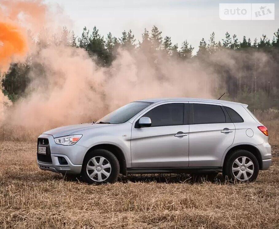 Mitsubishi ASX можно приобрести за $8900