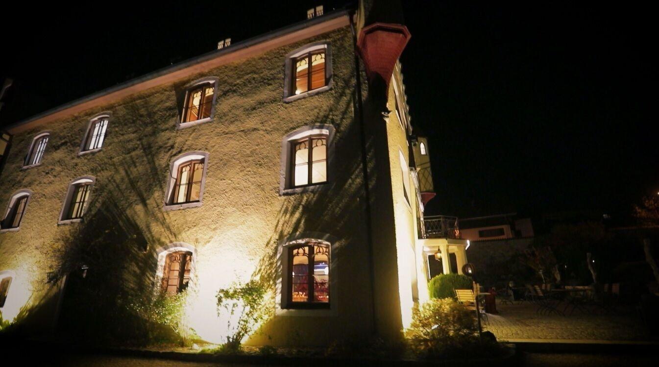 Як виглядає баварський середньовічний замок.