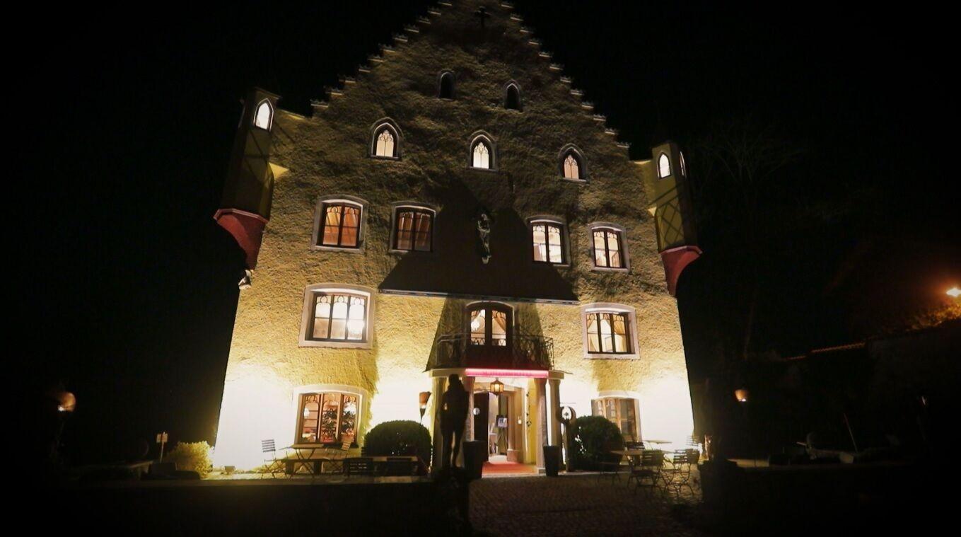 Баварський замок Гопферау.