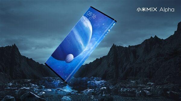 Изображение смартфона от Xiaomi