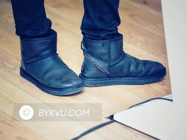Взуття Давида Арахамії