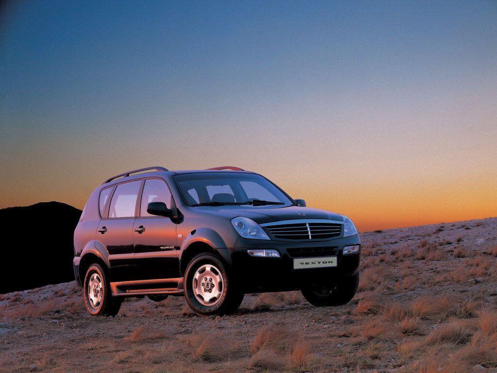 Легендарний SsangYong Rexton 2001-2006 років. Такий автомобіль був популярний в Україні