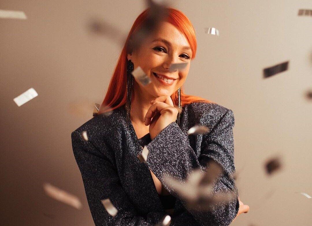 Світлана Тарабарова в фотосесії.