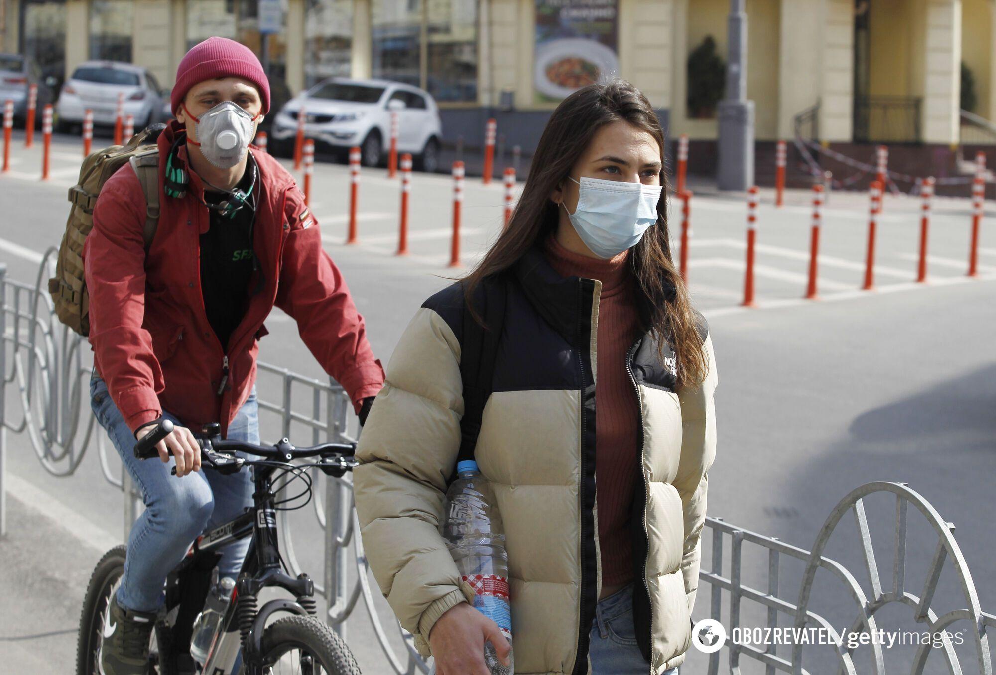 Новый штамм коронавируса уже в Украине, сказал врач.