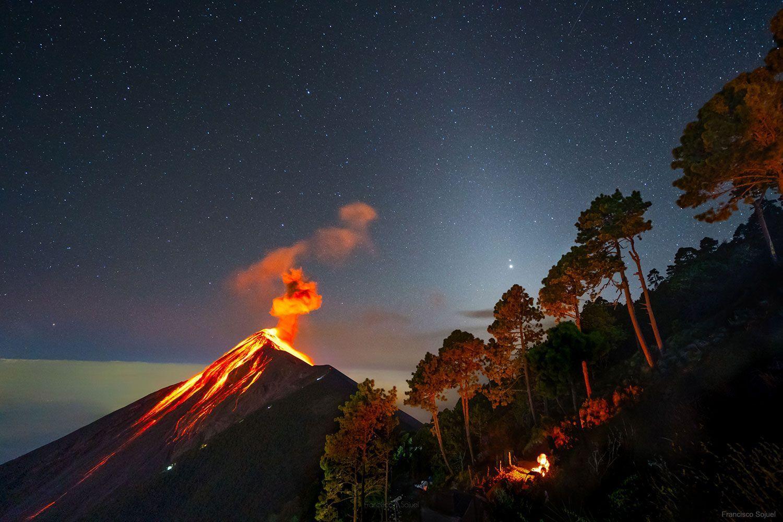 """""""Віфлеємська зірка"""", спостереження з Гватемали."""