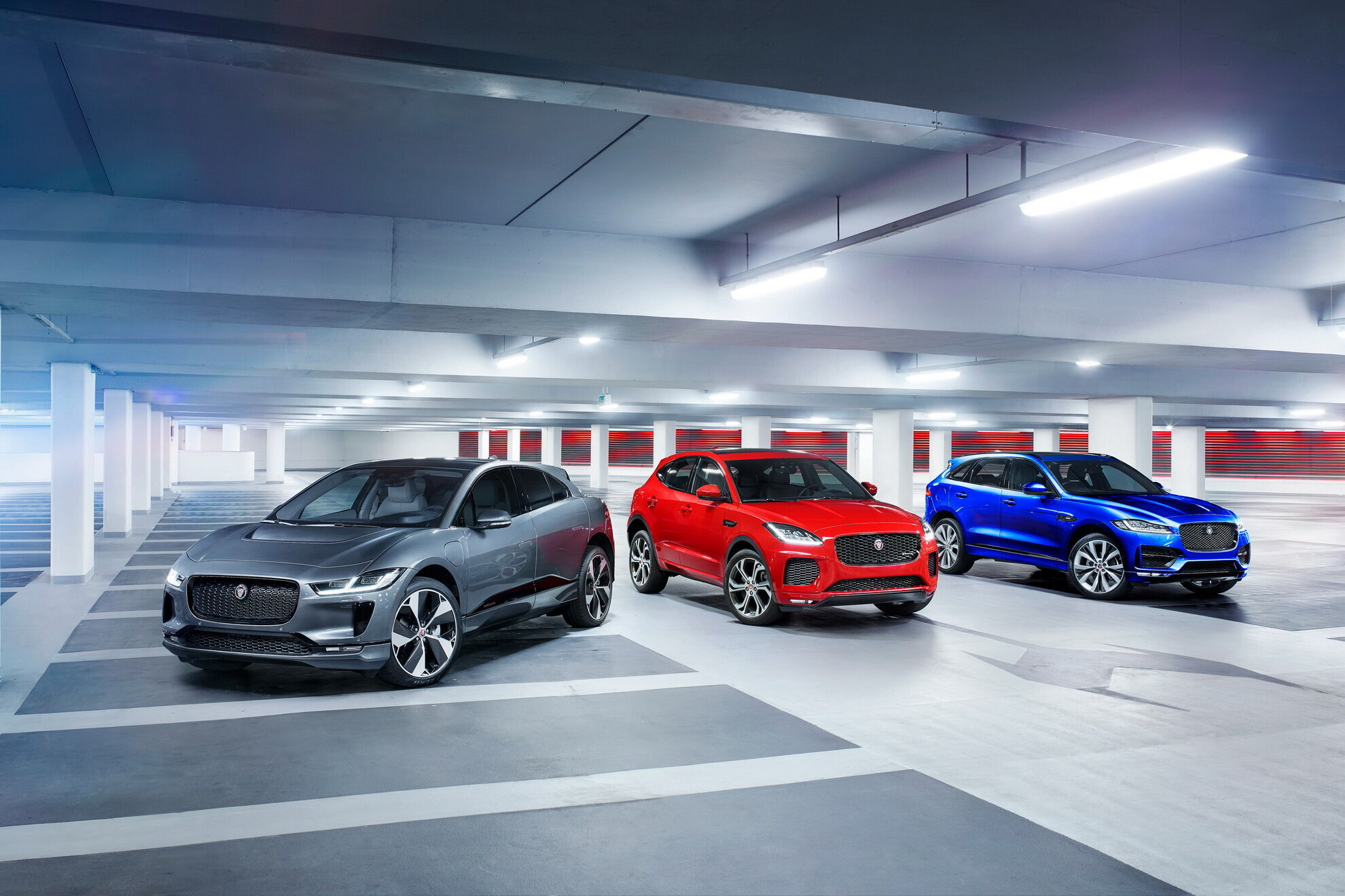 Jaguar намерен расширить линейку кроссоверов новым электромобилем
