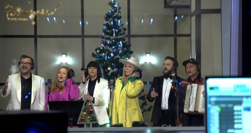 """Украинские звезды записали колядку """"Нова радість стала"""""""