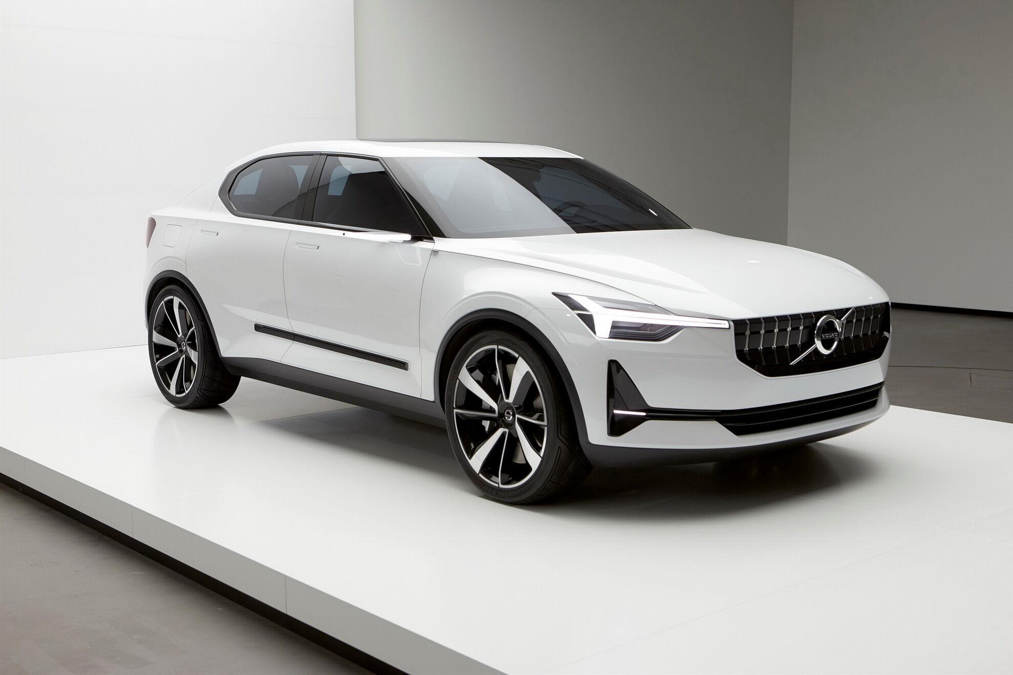 Концптуальний електромобіль Concept 40.2