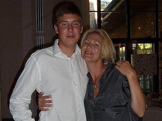 Син Сосіна і його мати