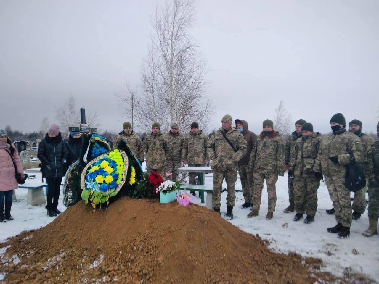 Салахутдинову похоронили со всеми почестями