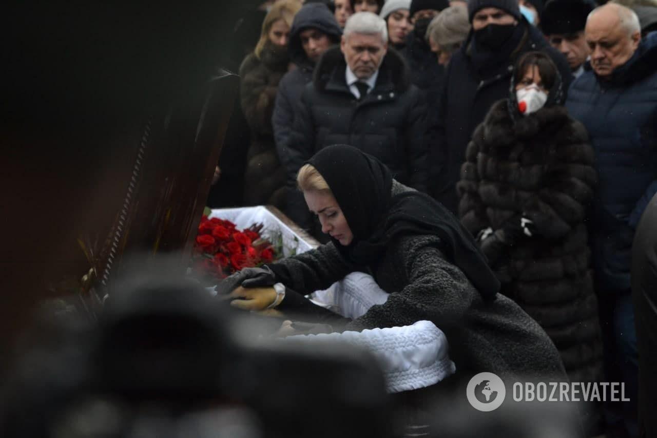 Кернеса похоронили 23 декабря