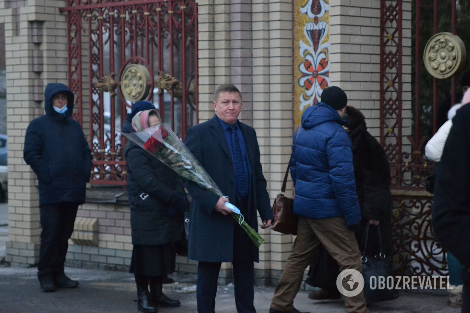 Харьков прощается с мэром Кернесом