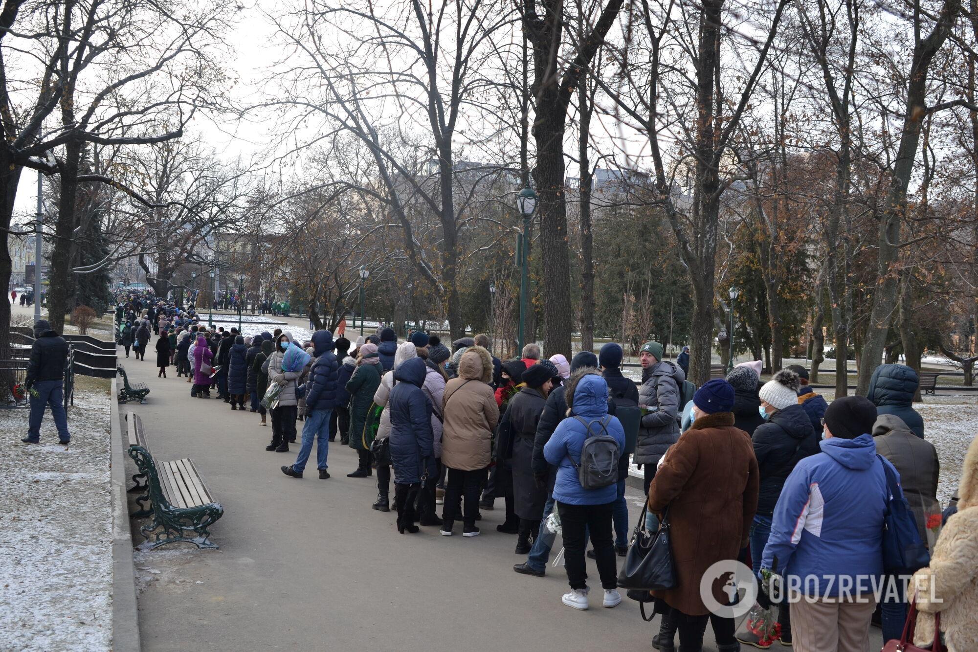 Харьков хоронит Кернеса