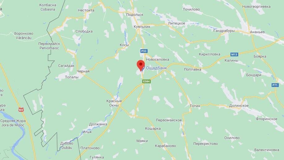 Убивство сталося в районі села Ставрове