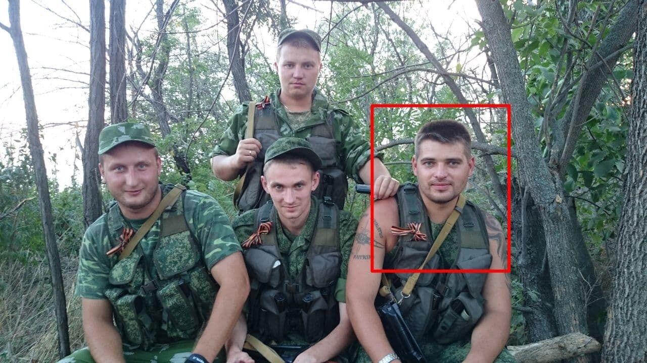 У мережі знайшли фото кадрового військового РФ на Донбасі