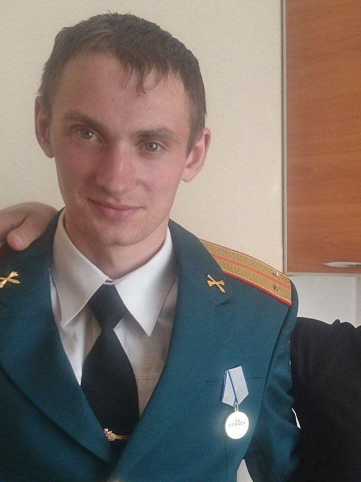 Російський офіцер воював проти українських захисників