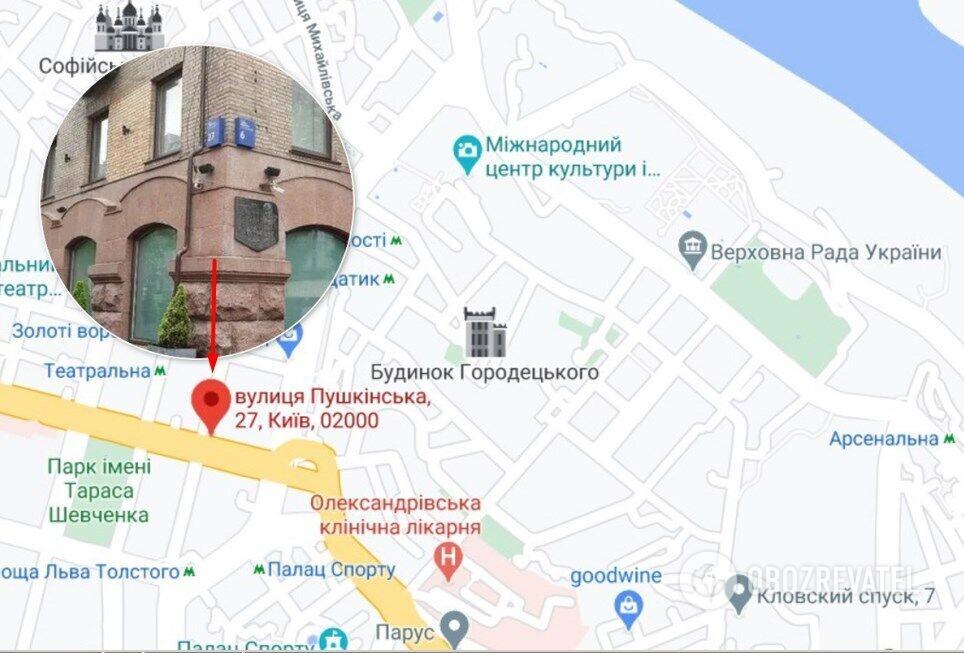 Бійка трапилась на вул. Пушкінській
