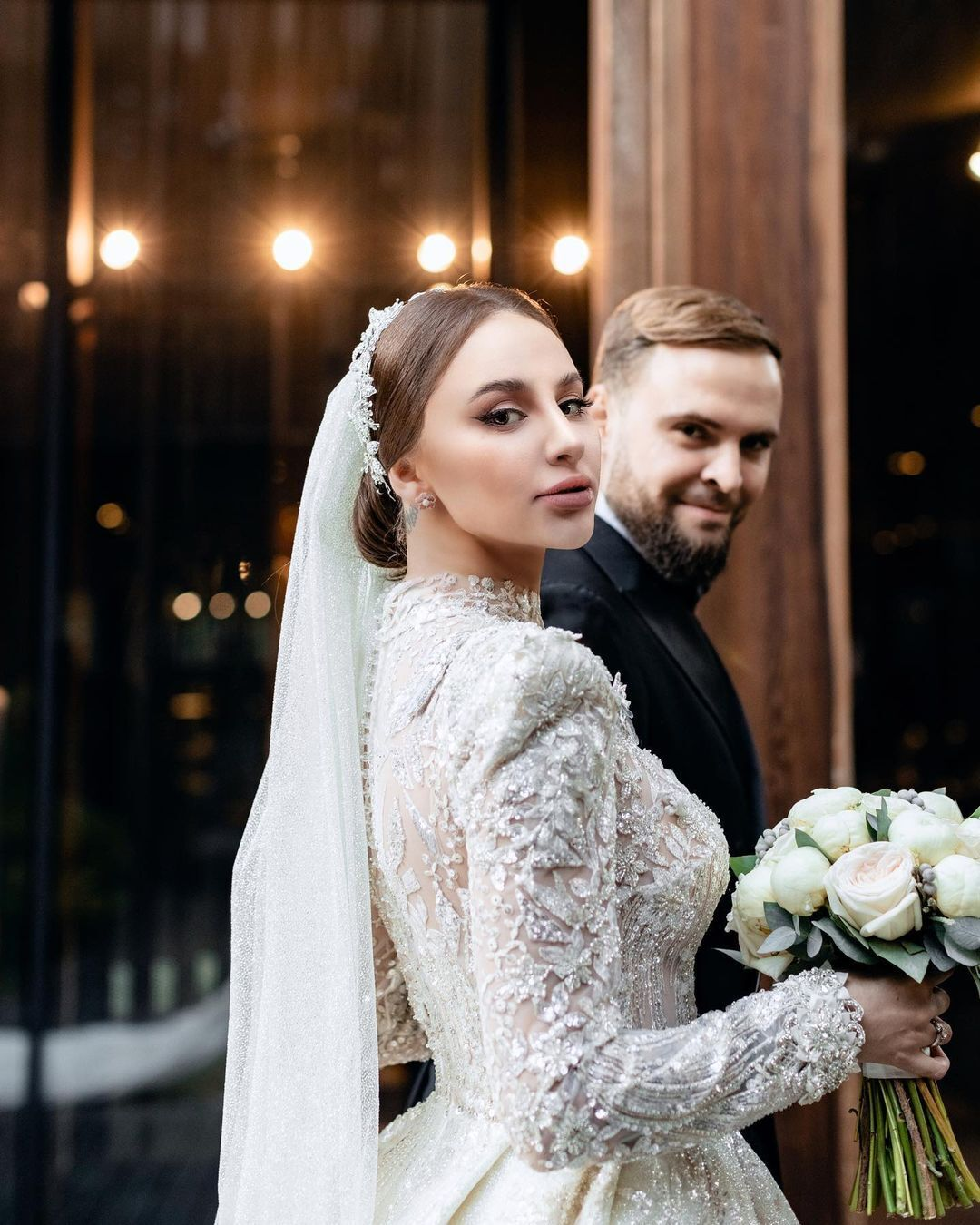 Asti зі своїм чоловіком Станіславом