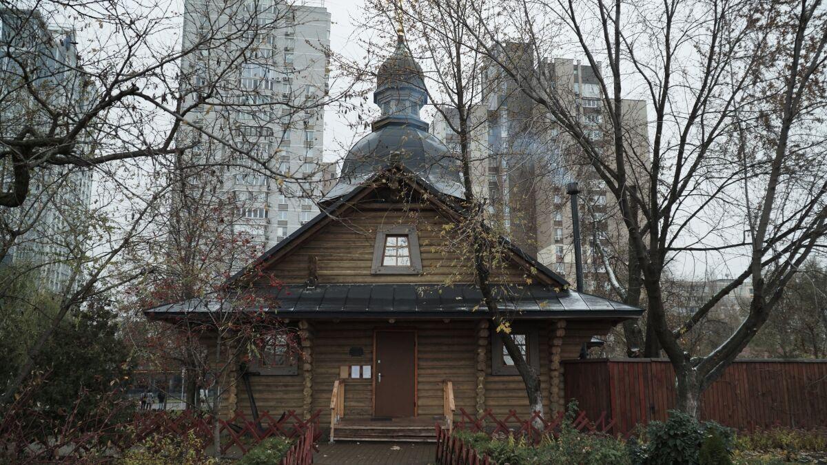 Храм благоверного князя Ярослава Мудрого на Березняках