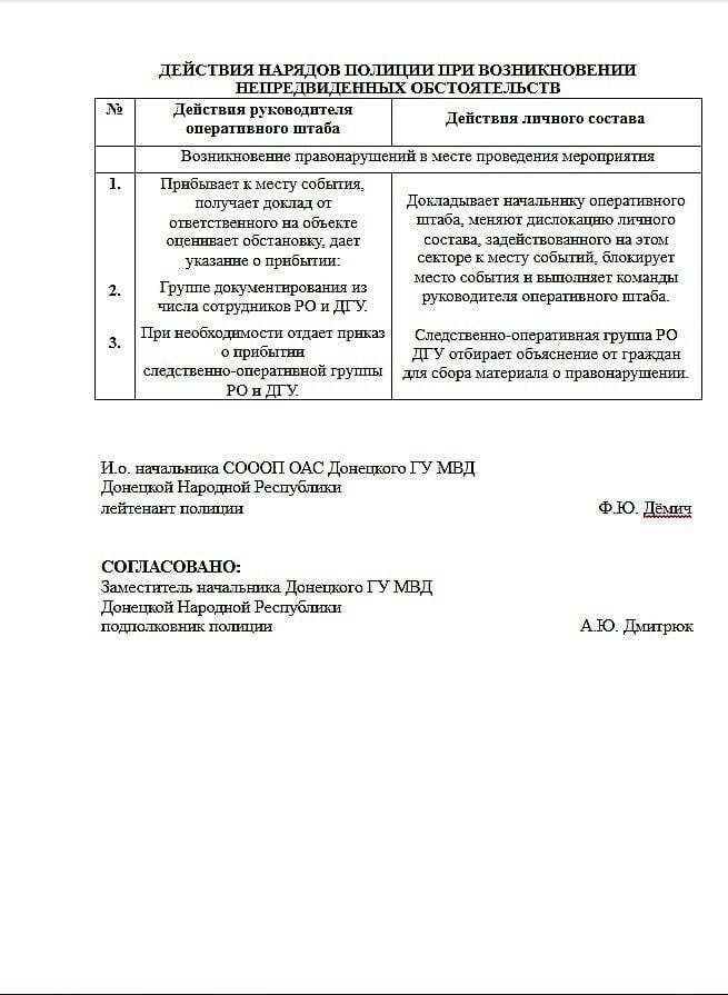 """Терористи """"ДНР"""" докладно розписали свої звання та імена з позивними."""
