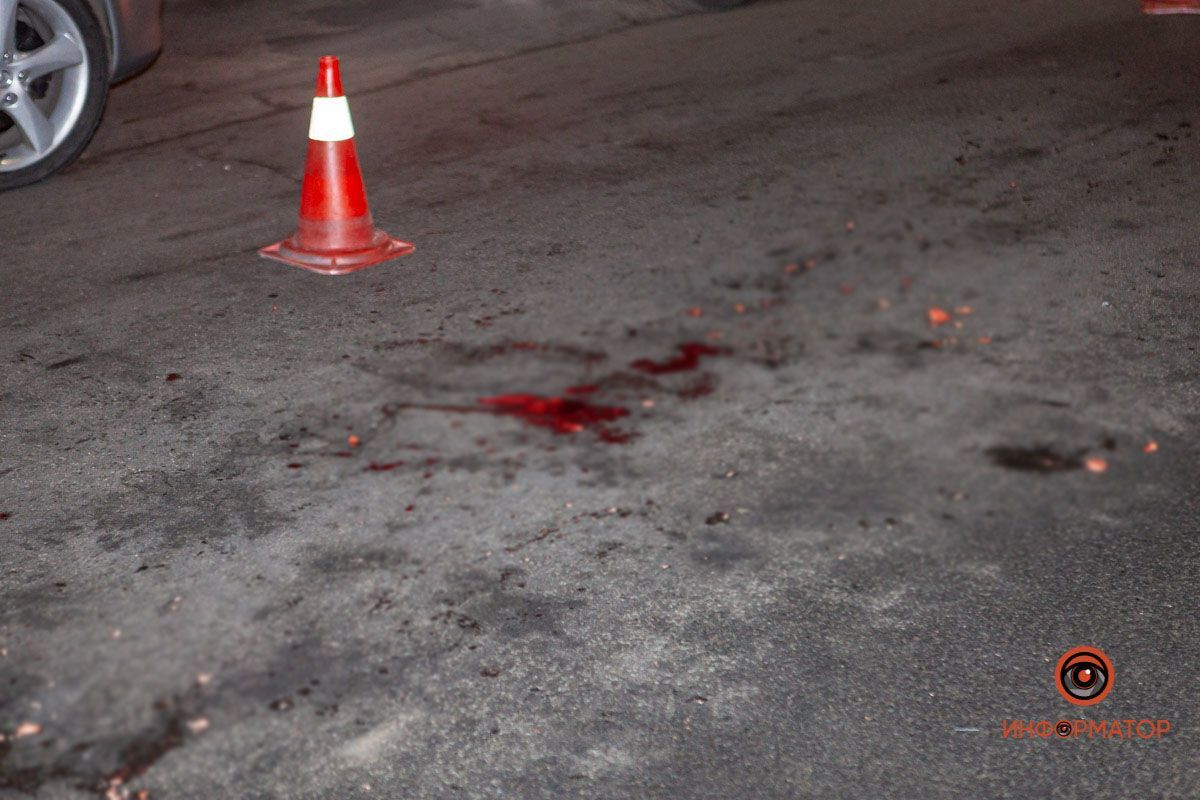 Пешеход попала в больницу
