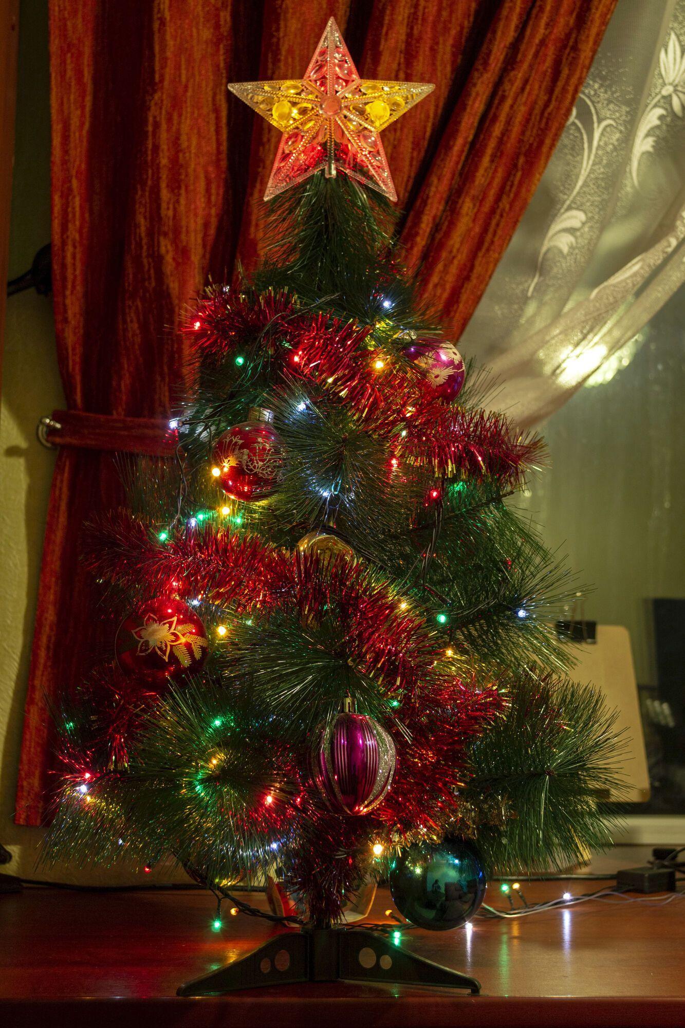Новый год попал под гонения в СССР вместе с Рождеством