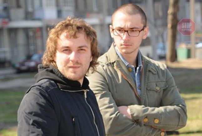 Сини Кернеса Кирило і Данило