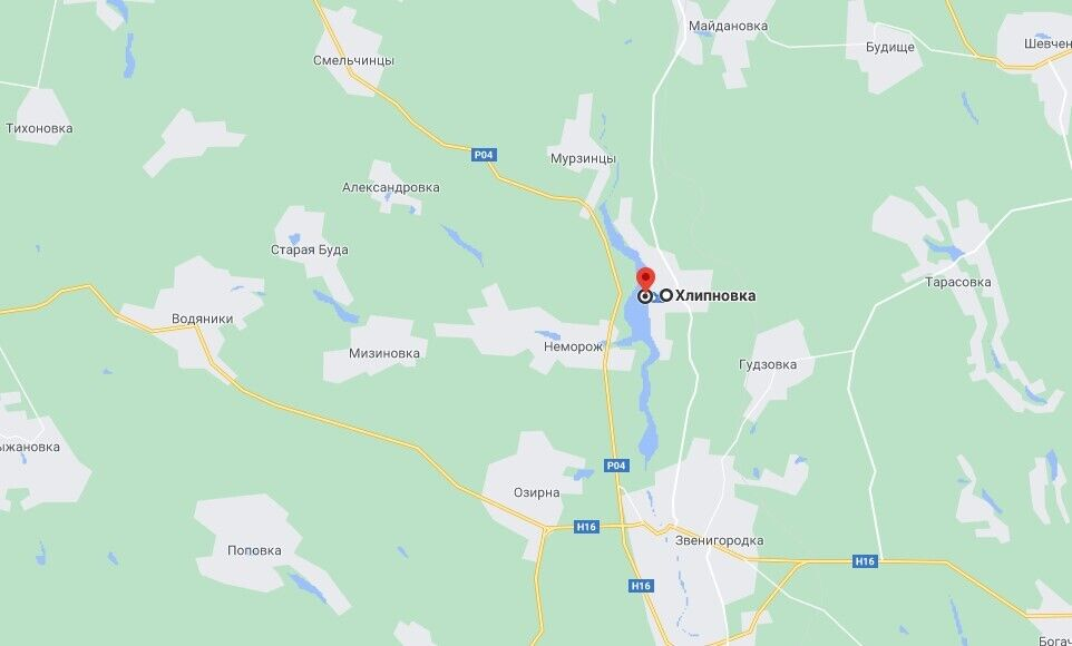 Трагедія трапилася в селі Хлипнівка
