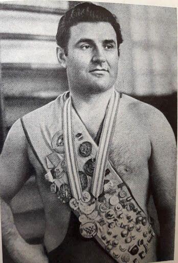 Іван Богдан виграв Олімпіаду в Римі.