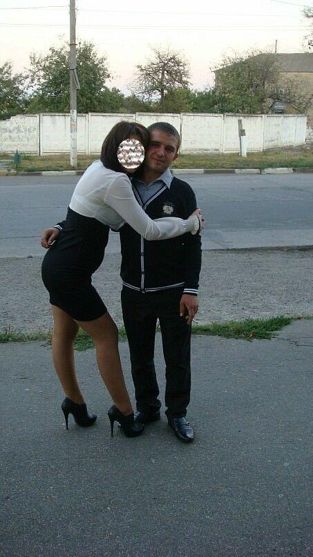 Кристина и Олег