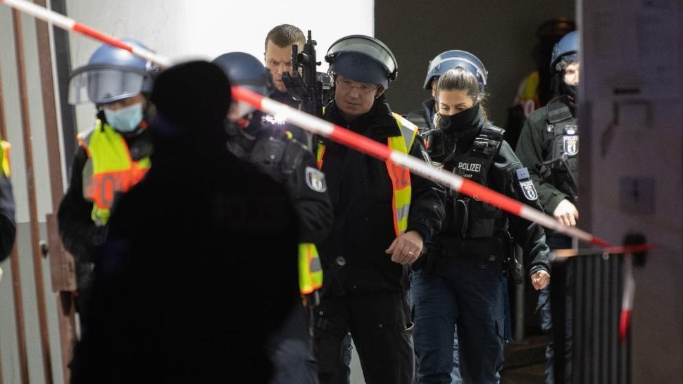 Полиция ведет поиски всех участников конфликта