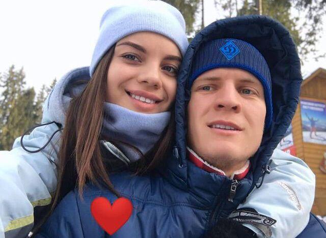 Влад і Дарина Кучеруки в Карпатах