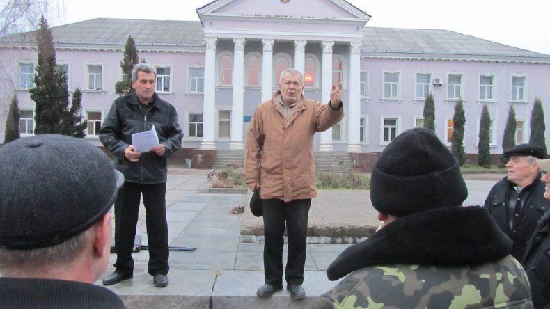 Терещенко имеет активную гражданскую позицию