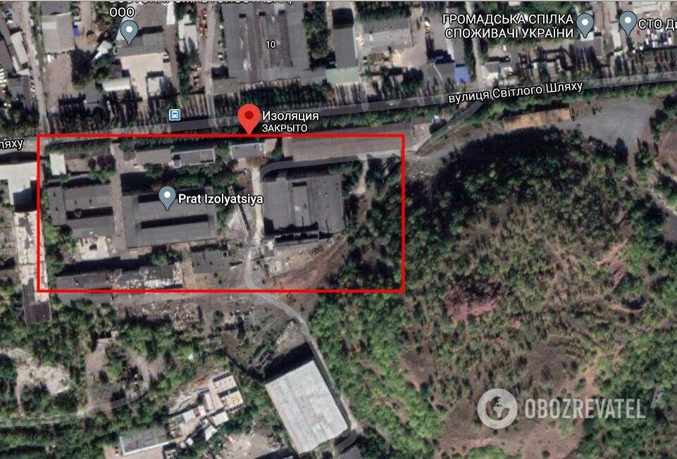 """""""Изоляция"""" – настоящий концлагерь в Донецке"""