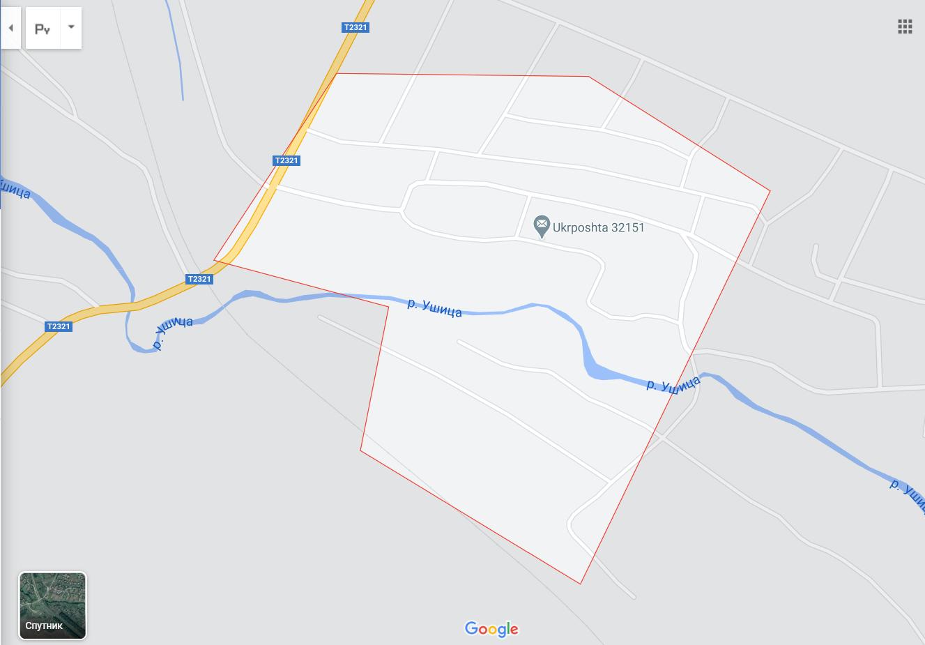 Авария произошла возле села Томашовка на Хмельнитчине
