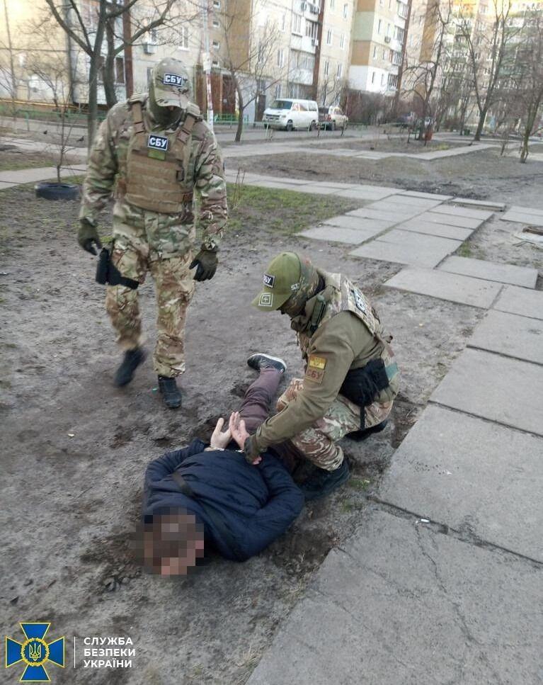 За рік в Україні затримали 11 російських агентів