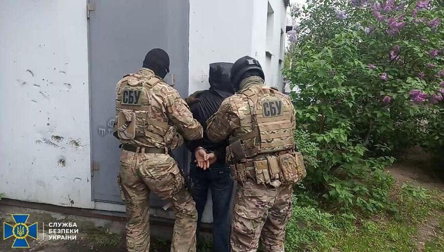 Припинили діяльність чотирьох агентурних мереж ФСБ