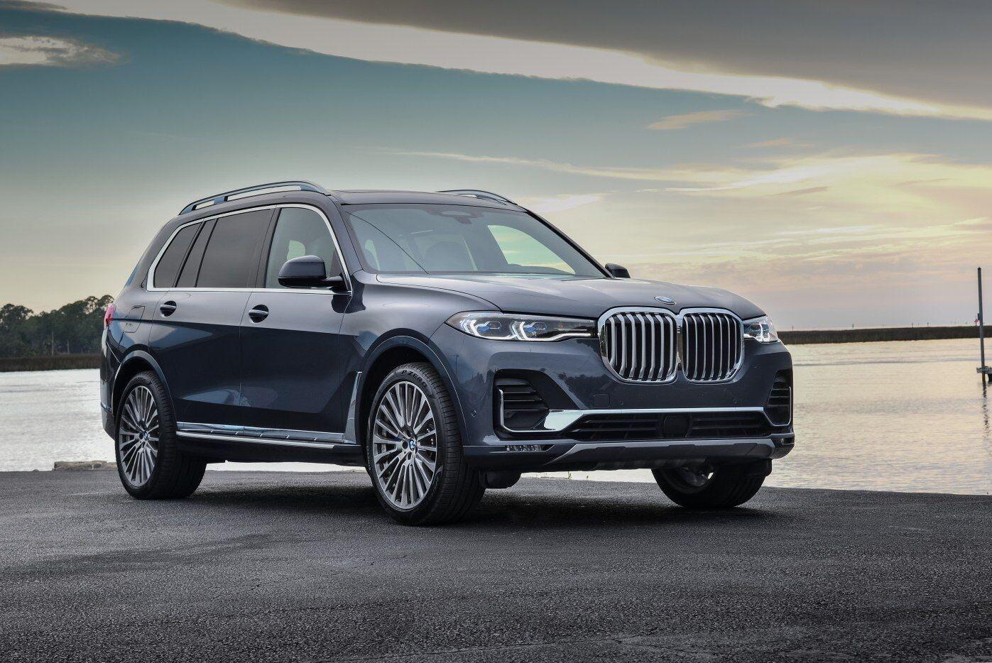 BMW X7 виступить основою для Х8