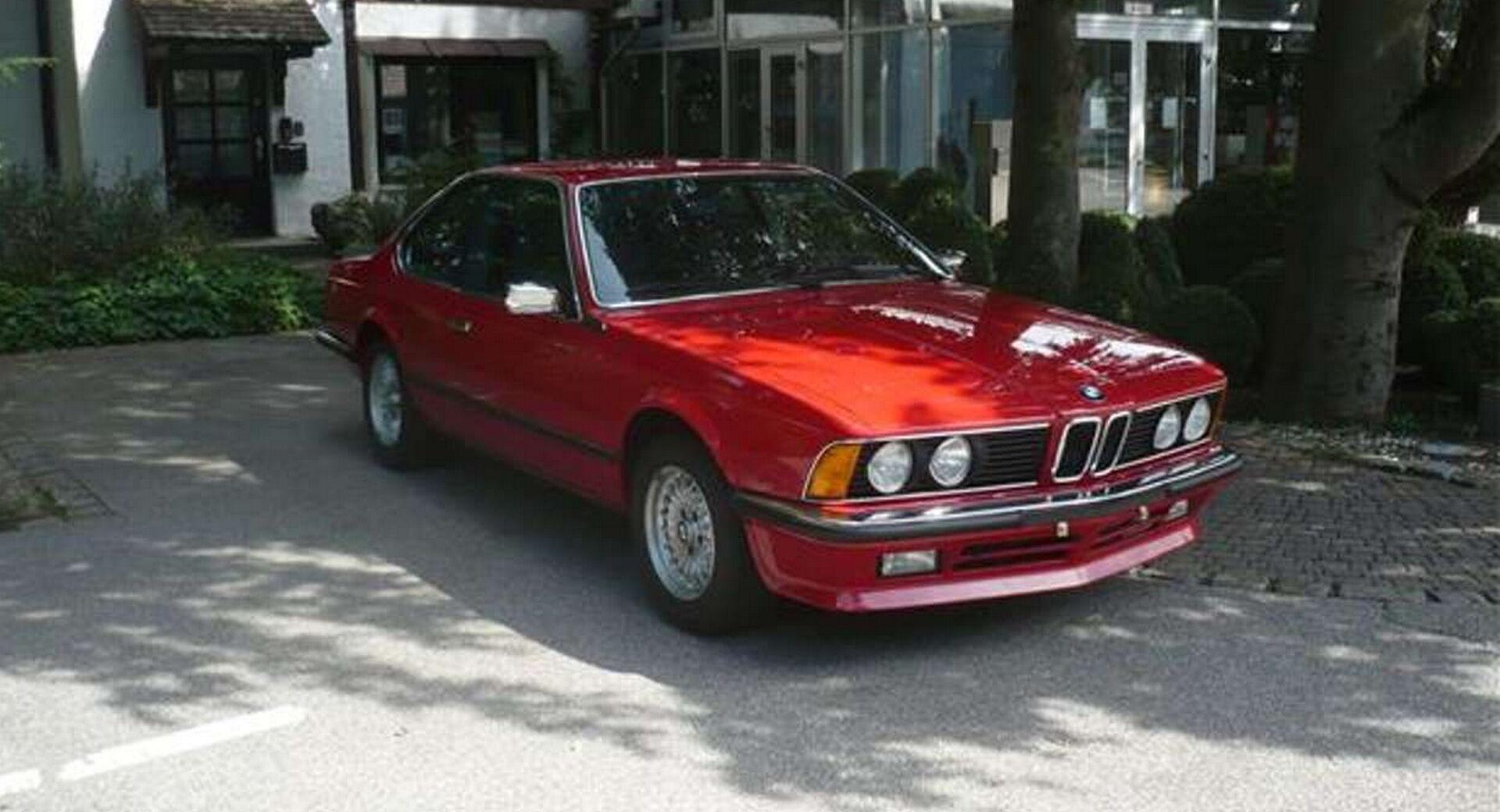Автомобіль простояв у гаражі 35 років