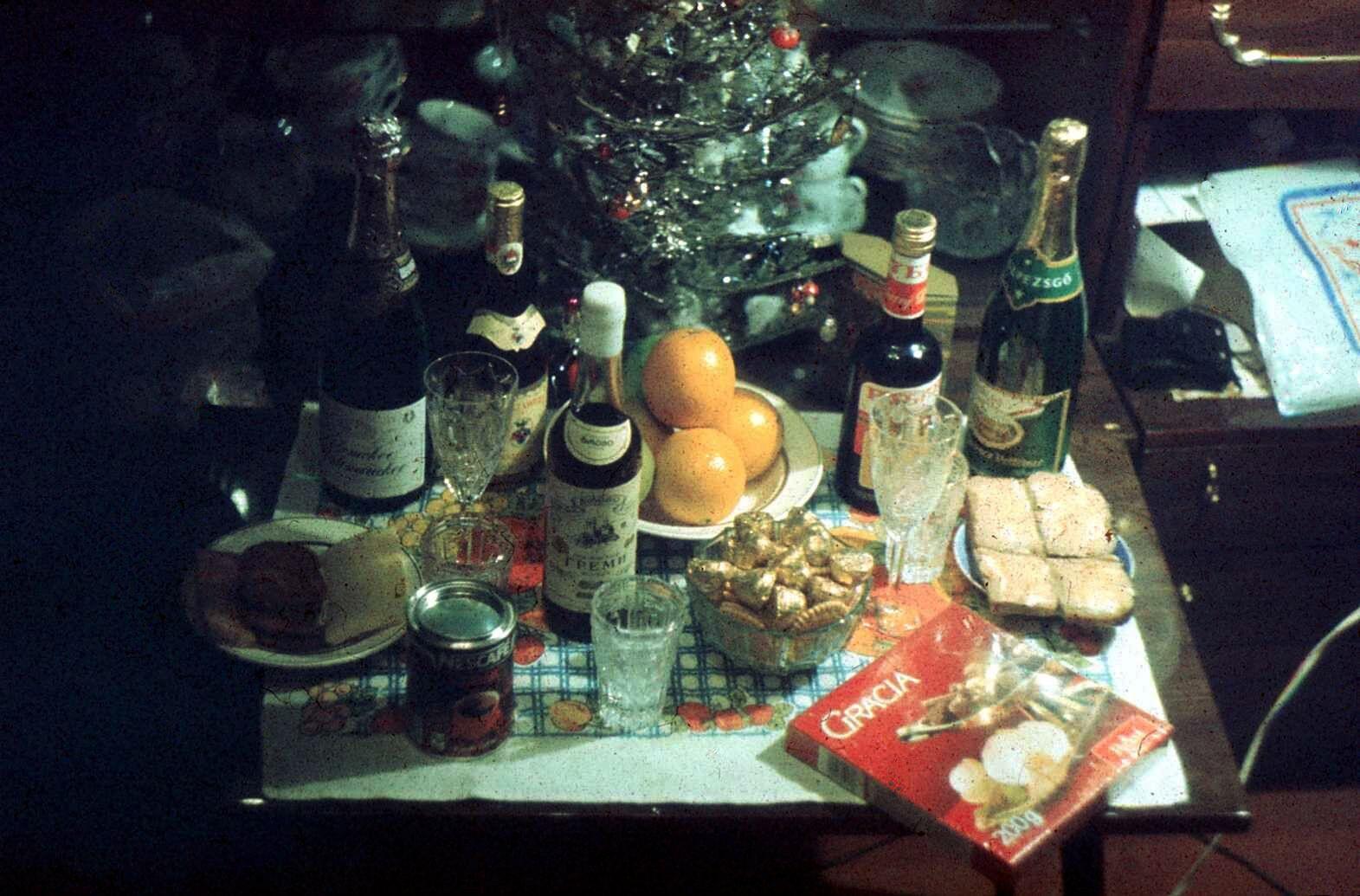 Злидні і бідність радянського новорічного столу