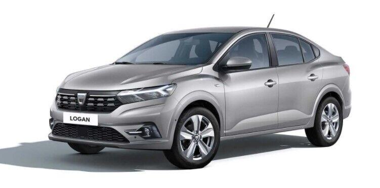 Dacia Logan уже повністю розсекретили