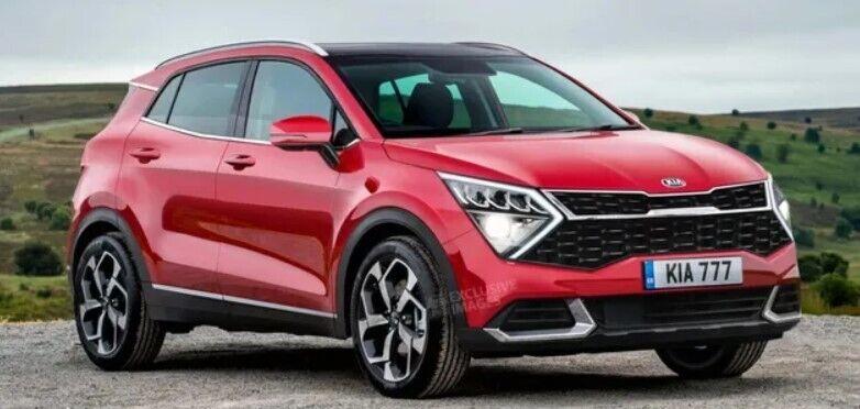 Новий Kia Sportage обіцяє дуже яскравий дизайн