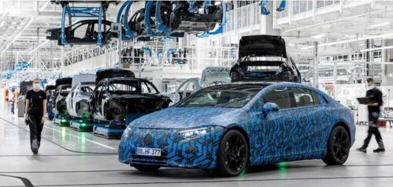 Mercedes EQS виведе виробника на новий рівень