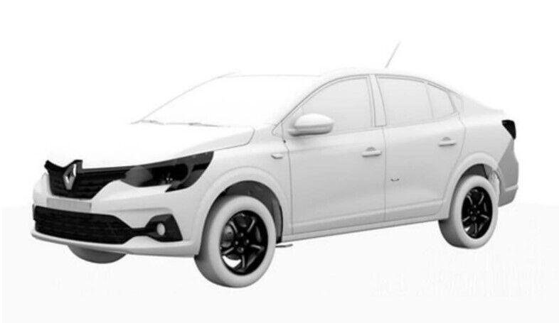 Такий вигляд має новий Renault Logan